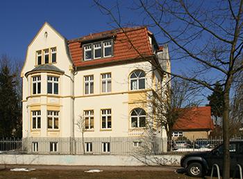 Steuerberater Bürogebäude